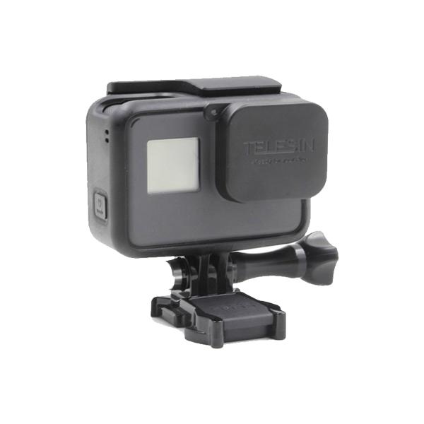 Protector LCD Pantalla Lente Go Pro GoPro Hero7 Hero 7 6 5 Black Tapa Objetivo